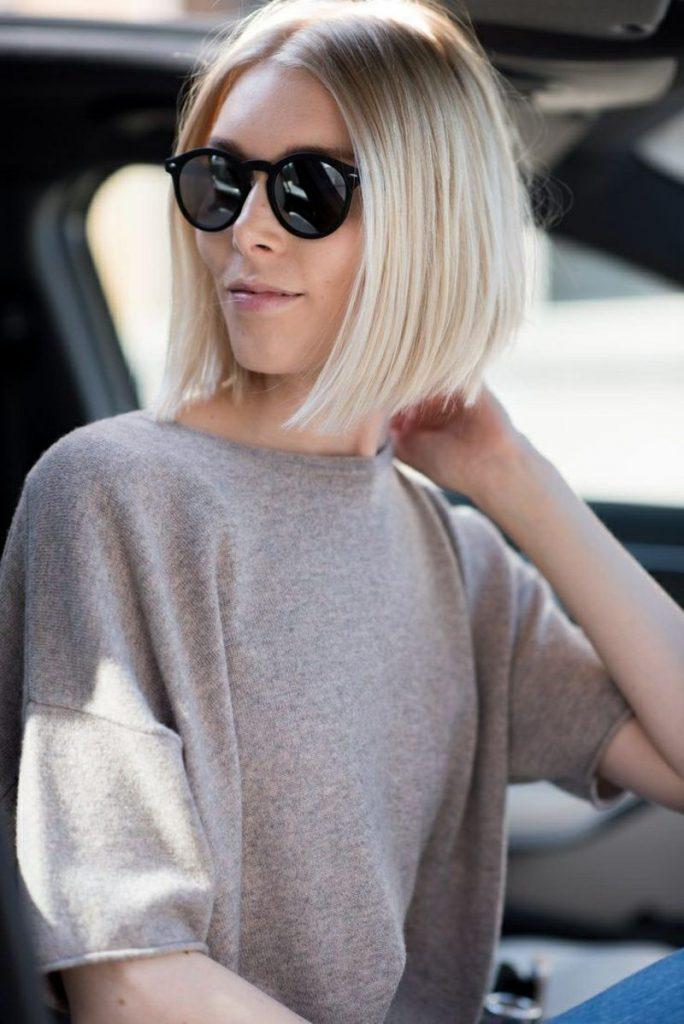 Şekillendirme gerektirmeyen Yıka-çık saç modelleri
